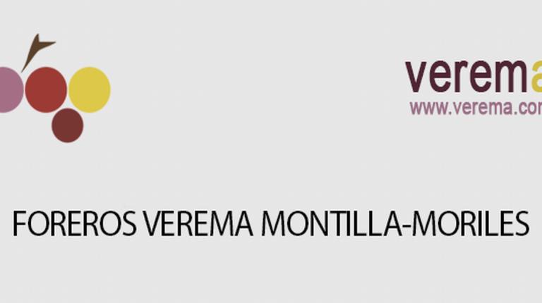 El 2º Encuentro de Foreros Verema 2017 viene de la mano de la DOP Montilla-Moriles
