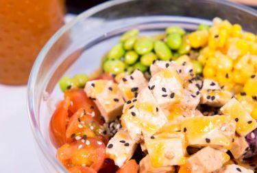City Poké, un restaurante valenciano de comida sana al estilo hawaiano