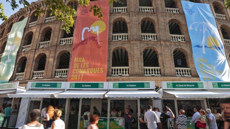 Pilar Moncho destaca la conexión entre empresas turísticas y público en la Fira de les Comarques