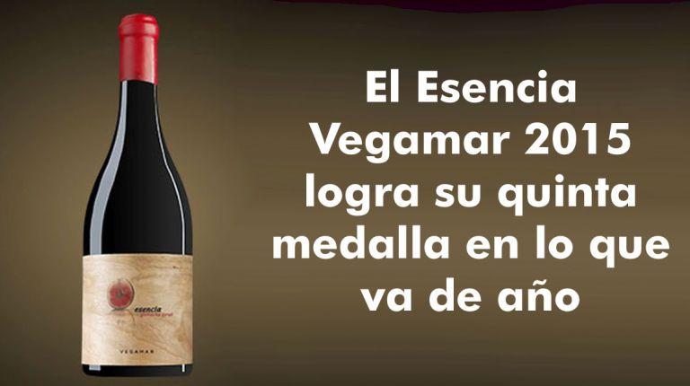 El Esencia Vegamar 2015 logra su quinta medalla en lo que va de año