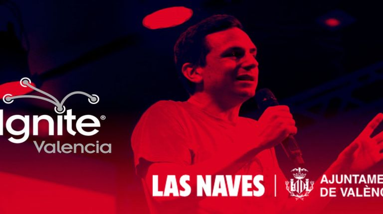 Las Naves acoge un año más el evento de charlas  ultrarrápidas Ignite Valencia