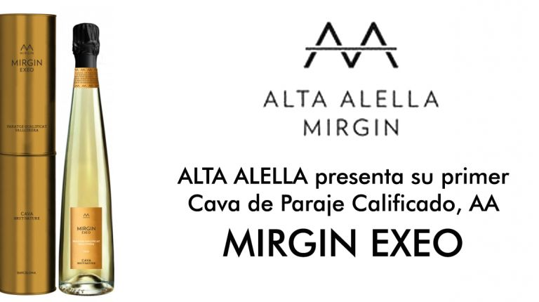 ALTA ALELLA presenta su primer Cava de Paraje Calificado, AA MIRGIN EXEO