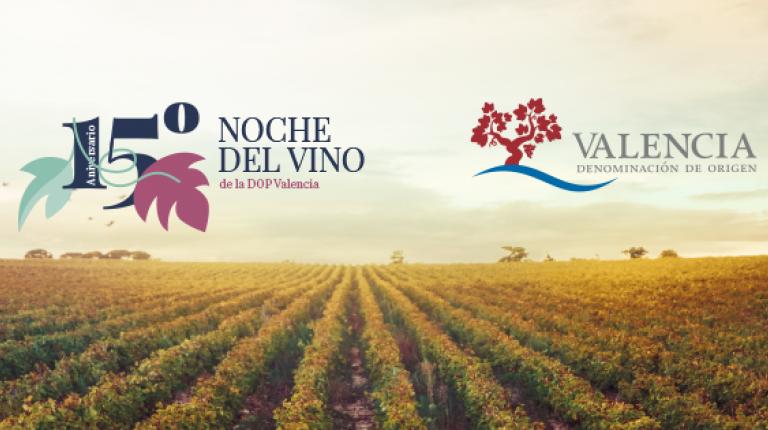 La DO Valencia celebra su XV Noche del Vino