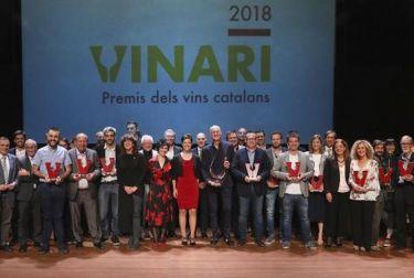 Cérvoles Blanc 2016 gana el premio al mejor vino catalán 2018